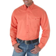 Wrangler® Long-Sleeve 20X® Shirt