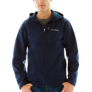 Columbia® Ascender Hooded Soft-Shell Jacket