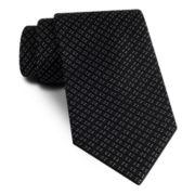 Claiborne® Textured Stripe Tie