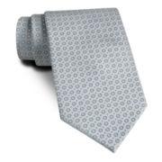 Claiborne® Tonal Dot Tie