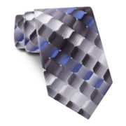 Van Heusen® Got Shading Geo Tie - Extra Long