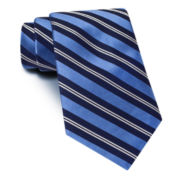 Stafford® Stull Stripe Tie - Extra Long