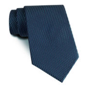 Stafford® Two-Step Neat Tie - Extra Long