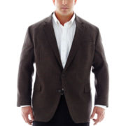 Stafford® Signature Merino Wool Sport Coat–Big & Tall
