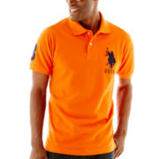 U.S. Polo Assn.® Big Pony Piqué Polo