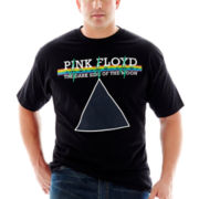 Pink Floyd Graphic Tee–Big & Tall