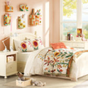 Keelias Flower Garden Comforter Mini Set