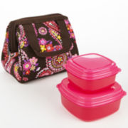 Fit & Fresh® Spring Paisley Riley Lunch Bag Set