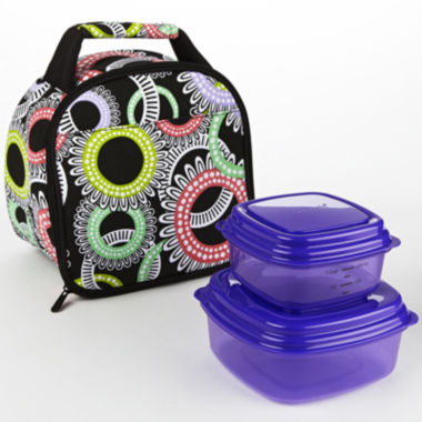 jcpenney.com | Fit & Fresh® Gabby Lunch Bag Set