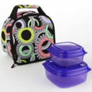 Fit & Fresh® Gabby Lunch Bag Set