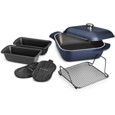 jcpenney.com | Tramontina® Limited Editions Lyon 7-pc. Multi-Cooking System
