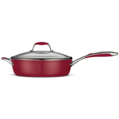 "jcpenney.com | Tramontina® Gourmet 11"" Ceramica Covered Deep Skillet"