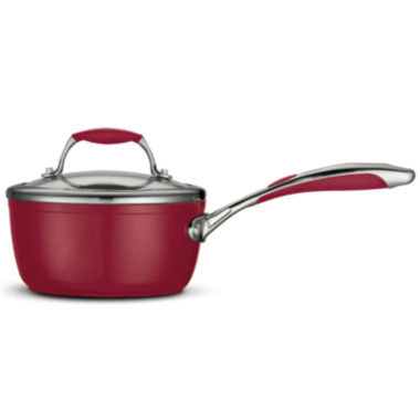 jcpenney.com | Tramontina® Gourmet 1½-qt. Ceramica Covered Saucepan