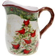 Winter Wonder Pitcher