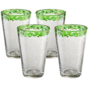 Mingle Set of 4 Tumblers