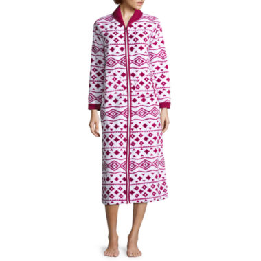 jcpenney.com | Comfort & Co Zip Front Robe