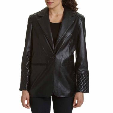 jcpenney.com | Excelled® Leather Blazer