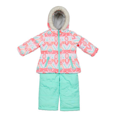 jcpenney.com | Carter's Girls Snow Suit-Toddler