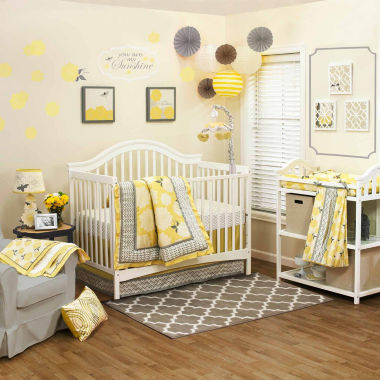 jcpenney.com | the Peanut Shell Crib Bedding Sets