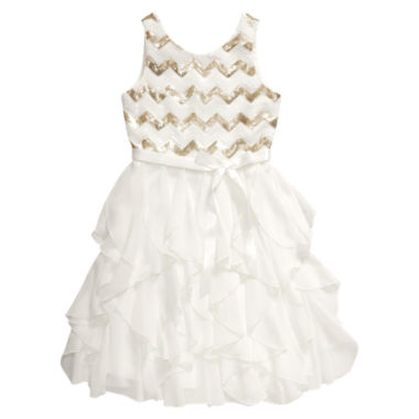 jcpenney.com | Emily West Sleeveless Party Dress - Big Kid Girls