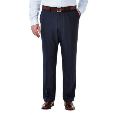 Haggar Woven Suit Pants-Classic Fit
