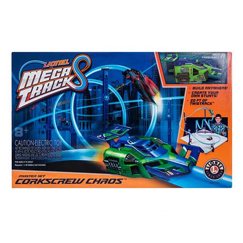 Lionel Green Mega Tracks Corkscrew Chaos Set