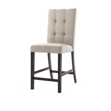 jcpenney.com | Bistro Tufted Fabric Counter Height Dining Chairs Set Of 2