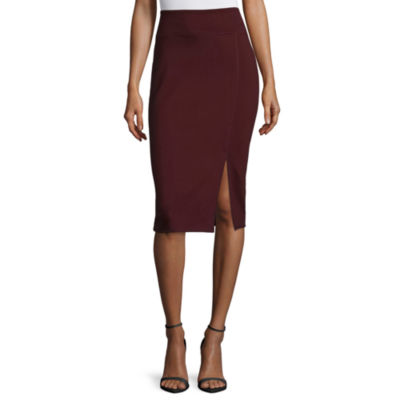 Worthington® Edition Pencil Skirt with Slit