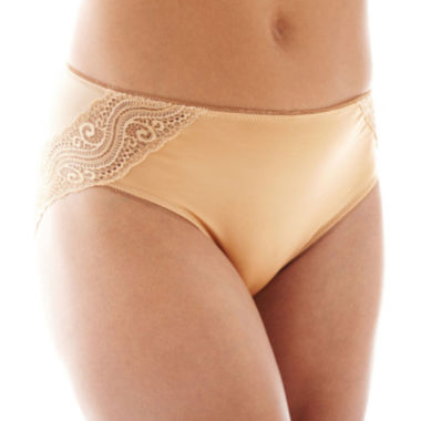 jcpenney.com | Ambrielle® Tummy-Smoothing High-Cut Panties