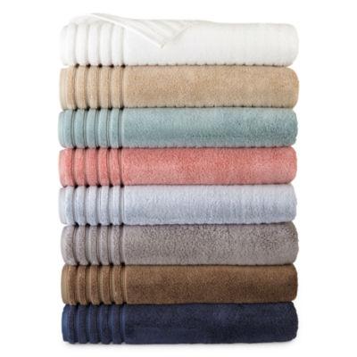 Liz Claiborne Turkish Modal Cotton Bath Towel Collection