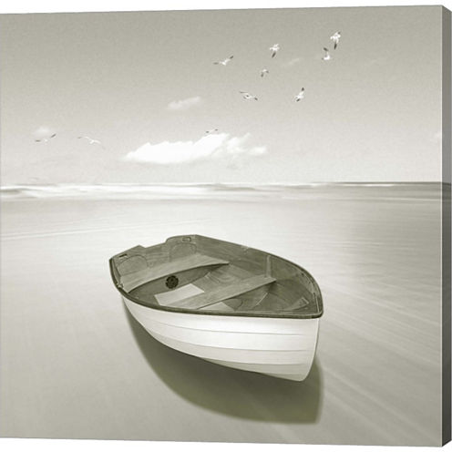 Time Out 10 Gallery Wrapped Canvas Wall Art On Deep Stretch Bars
