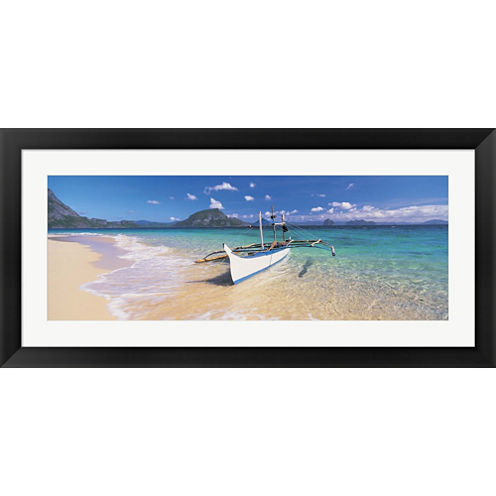 Palawan  Philippines Framed Print Wall Art