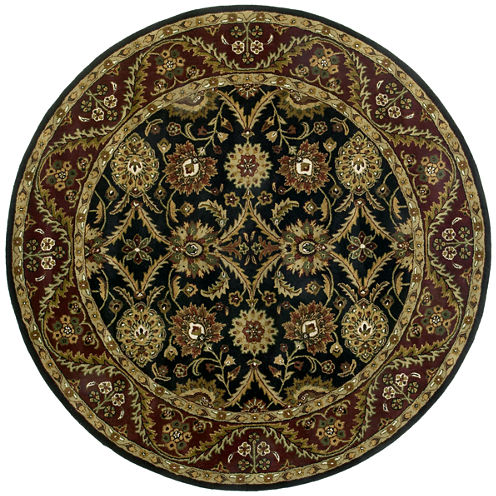 ST. CROIX TRADING Traditions Morris Round Rug