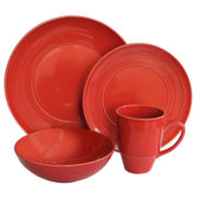 Bela Mesa Boulevard 16-pc. Dinnerware Set