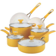 SilverStone® Ceramic CXi 12-pc. Nonstick Cookware Set