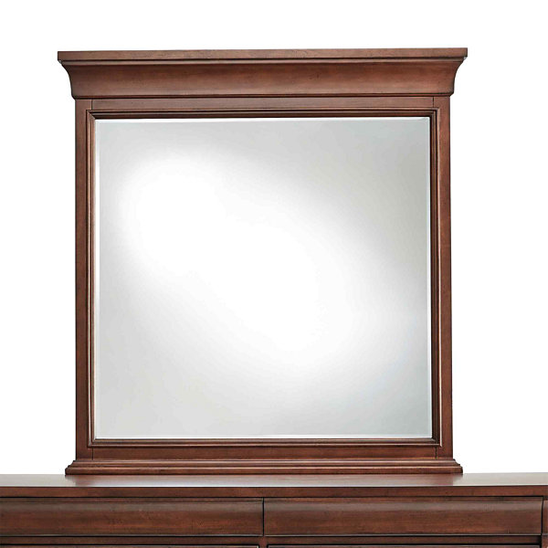 Providence Dresser Mirror. Providence Bedroom Collection with Storage