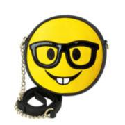 Olivia Miller Smart Emoji Crossbody Bag