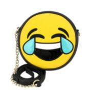 Olivia Miller LOL Emoji Crossbody Bag