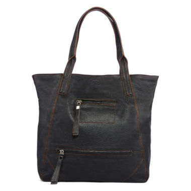 jcpenney.com | Perlina Amsterdam Leather Tote Bag