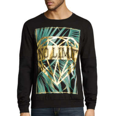 jcpenney.com | Urban Nation Long-Sleeve Diamond Tee