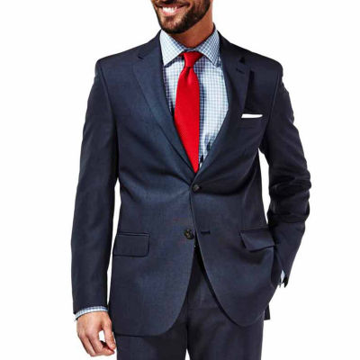 Haggar Classic Fit Pattern Suit Jacket