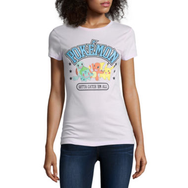 jcpenney.com | Short-Sleeve Graphic Tee - Juniors