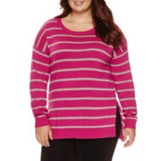 Arizona Long-Sleeve Tunic - Juniors Plus