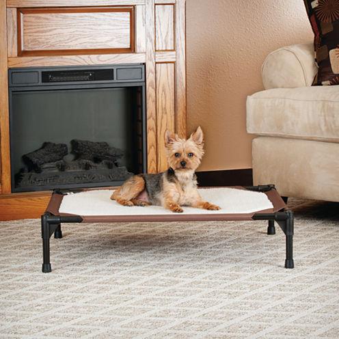 K & H Manufacturing Self-Warming Pet Cot Cover