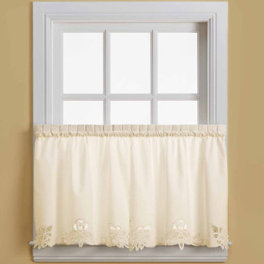 jcpenney.com | Battenburg 2-Pack Rod-Pocket Window Tiers
