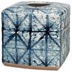 Shibori Tissue Box Cover