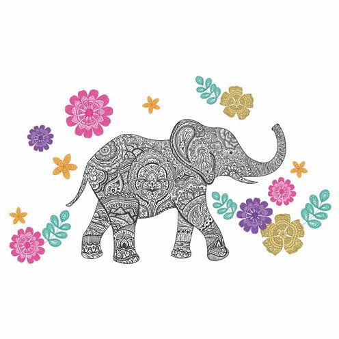 WallPops Mehndi Wall Art Kit