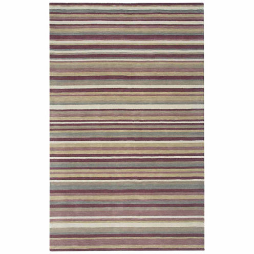 Rizzy Home Platoon Collection Hand Tufted Isaac Geometric Rug