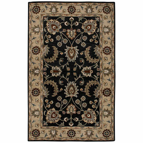 Rizzy Home Volare Collection Hand-Tufted Brayden Geometric Rug