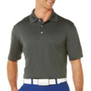 PGA TOUR® Airflux Solid Polo